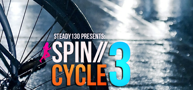 Spin/Cycle, Vol. 3 (1-Hour Workout Mix) [128-145BPM]