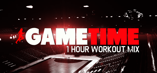 GameTime (1-Hour Workout Mix) [130-140BPM]