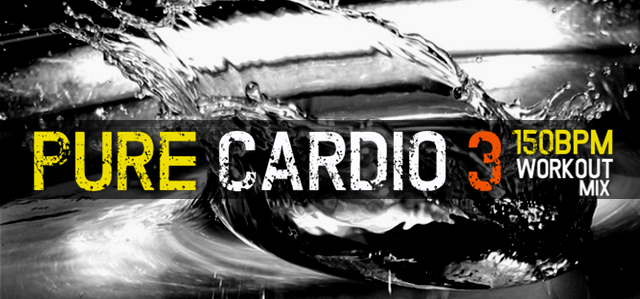 Pure Cardio, Vol. 3 (1-Hour Workout Mix) [150BPM]