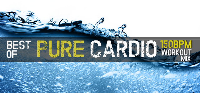 Best of Pure Cardio (1-Hour Workout Mix) [150BPM] – Workout