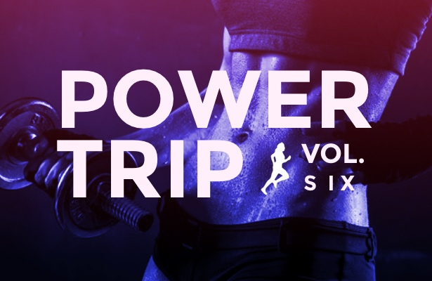 Power Trip, Vol  6 [1-Hour Workout Mix, 105BPM] – Workout Mixes by