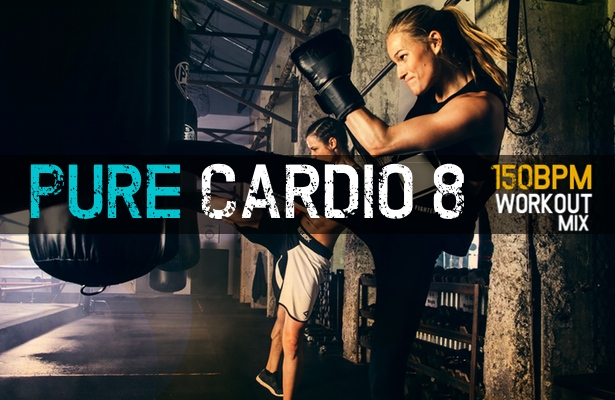 Pure Cardio, Vol  8 (1-Hour Workout Mix) [150BPM] – Workout Mixes by
