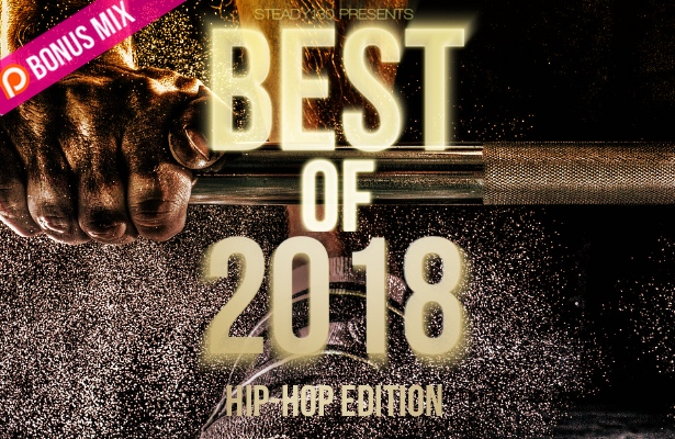 Best Of 2018: Hip-Hop Edition [1-Hour Workout Mix, 130-150BPM
